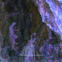 Christ in the Cave