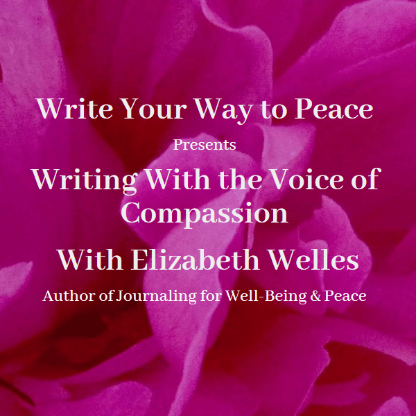 Write With the Voice of Compassion